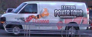 Eastern Poker Tour Van